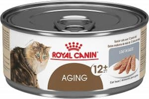 Royal Canin Aging 12 + Wet Cat Food