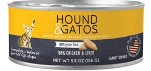 Hound_gatos-Chicken_liver-grain-free-canned food