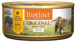 Instinct-Original-grain free-canned-Cat Food